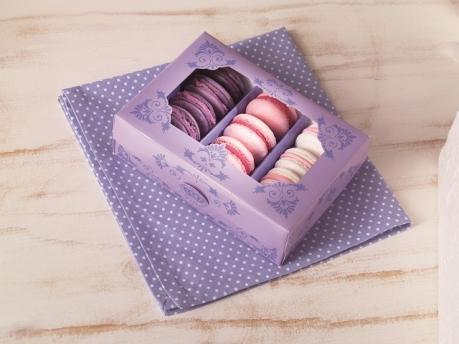 macarons geschenkbox pralinenherz pralinen online kaufen oder einfach selbermachen. Black Bedroom Furniture Sets. Home Design Ideas
